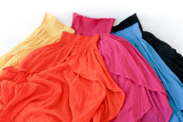 Strapless dresses. July 25, 2013
