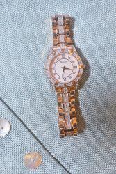 A Bulova watch. Nov. 21, 2016